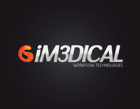Im3dical Logo & Brochure