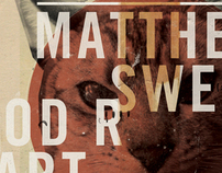 MATTHEW SWEET // CD + VINYL PACKAGING