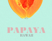 Papaya Picking // Personal Project