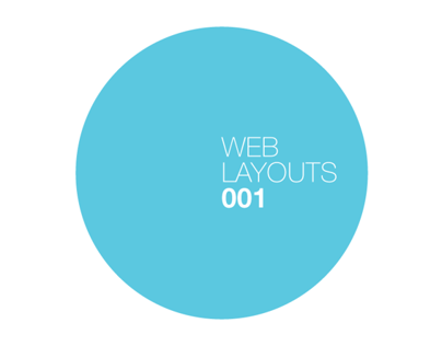 Various Web Layouts 01