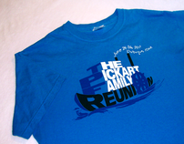 Pickart Family Reunion T-Shirt Logo