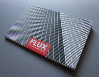 Flux: Gallery Exhibition Promotional Material