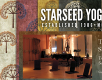 Starseed Yoga website