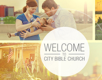 City Bible Church ReBrand