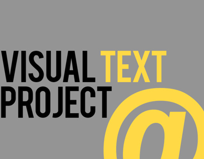Visual Text Project