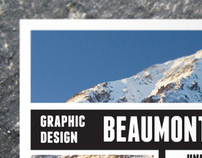 Beaumont Design - Self Branding