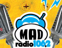 LIVE STREAMING - MAD RADIO
