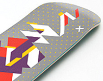 Past Present Future . Skate Decks