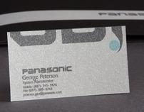 Panasonic- Rebrand w. Stationary