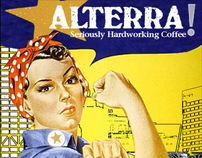 Alterra Coffee Ad Campaign