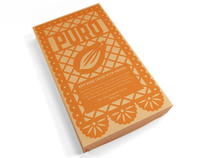 Puro Chocolate - Branding and Packaging