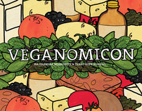 Veganomicon - a tribute in book cover form