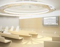 Underground lobby of State Russian Museum- 09