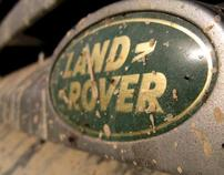 Land Rover prints