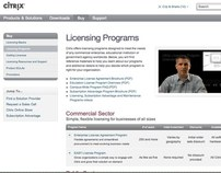 Citrix.com - Product Licensing + EULAs