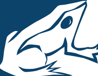Indigo Frog Press Logo