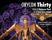 OryCon 30 Souvenir Program