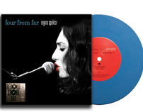 Regina Spektor : Four From Far : 8 inch Vinyl