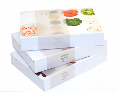 Nam Product Packaging