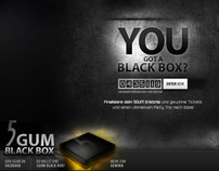 Wrigleys 5Gum // Black Box Social Media Campaign