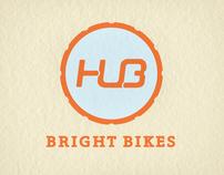 HUB - BRIGHT BIKES