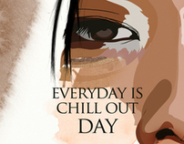 everyday is chill out day 07
