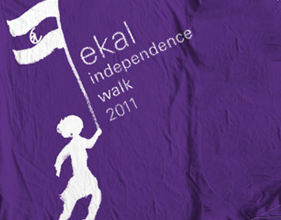 Ekal Independence Walk 2011