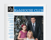 RichHouse Club Magazin
