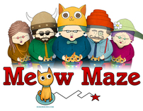 Meow Maze Game - iPhone & iPad