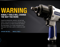 Kobalt Tools - Website