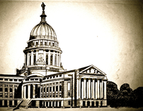 Capitol Building - Madison, WI