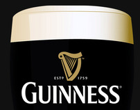 Draft your Guinness