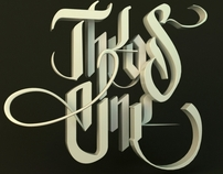I like lettering