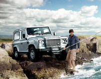 Land Rover (prints + ambient)