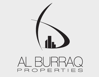 Identity design for Al Burraq Properties