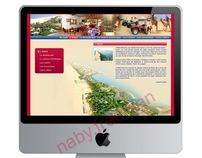 web design - Hotel Mermoz
