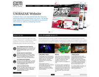 GXM Web Revamp 2011
