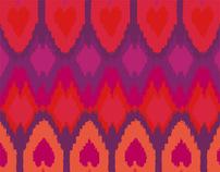 Toddler Girl Textile Designs