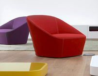Furniture for SpHaus, Italy