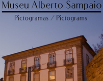 Pictogram - Alberto Sampaio Museum