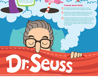 Dr. Seuss Infographic