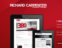 Richard Carpenter: Creative Design 2012