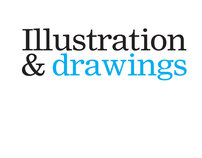 Illustrations & drawings