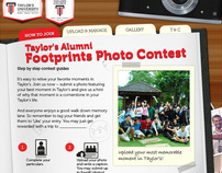 Taylors Facebook Photobook Contest 2011