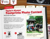 Taylors Facebook Photobook Contest 2011