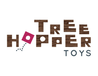 Tree Hopper Toys Branding and Packaging