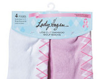 Lady Hagen Pink Ribbon