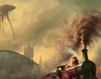 The Fall of London - War of the Worlds