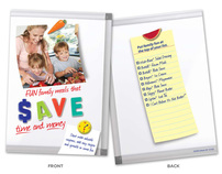 Target Family Meals Savings Booklet