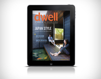 Dwell iPad Magazine